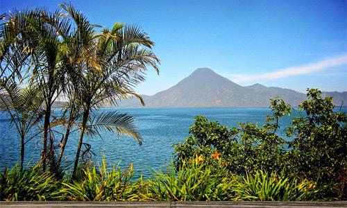 Turismo en masa en Guatemala