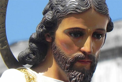 Procesión de Jesús Resucitado