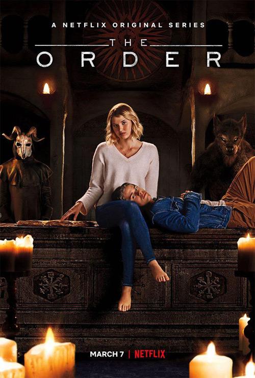 La Orden Secreta temporada 2 por Netflix | DEGUATE.com