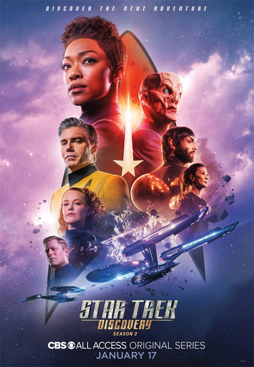 Star Trek Discovery - Temporada 2