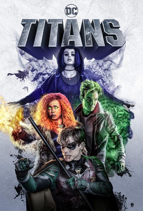 Titanes - Temporada 1