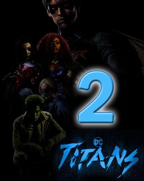Titanes - Temporada 2