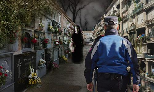 Relato del guardia del Cementerio General de Guatemala