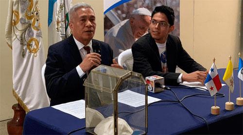 Panamá invita desde Guatemala a la Jornada Mundial de la Juventud