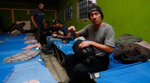 Autoridades han protegido a 5 mil 734 guatemaltecos por el frío