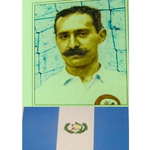 Guatemalteco fue el primer futbolista centroamericano en debutar con el Real Madrid
