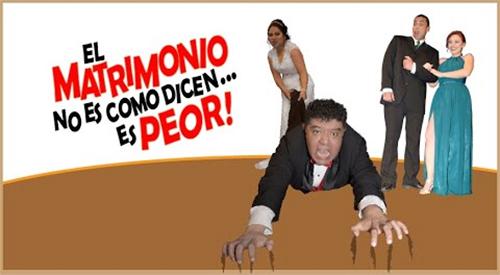 Grupo Los Comediantes presenta