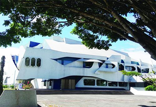 Arquitectura del Teatro Nacional de Guatemala