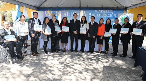 Mineduc clausura diplomado de Educación en Derechos Humanos