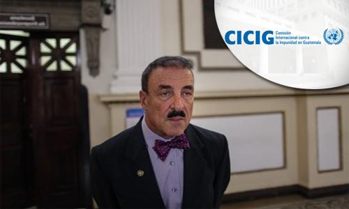 CICIG es objetivo de eliminación para Linares Beltranena