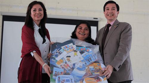 Mineduc y SVET entregan material para prevención de delitos sexuales entre escolares
