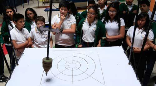 Senacyt promueve la tecnología en Guatemala