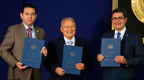 Centroamérica y México avanzan en plan de desarrollo