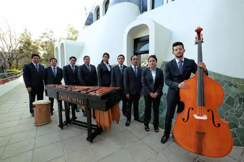 Concierto de Gala celebrará a la marimba