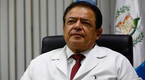 Jorge Fernando Solares nuevo director del Hospital San Juan de Dios