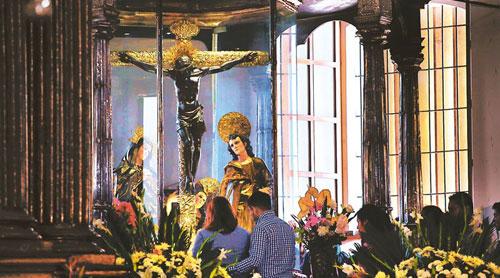 El Cristo Negro de Esquipulas no está solo