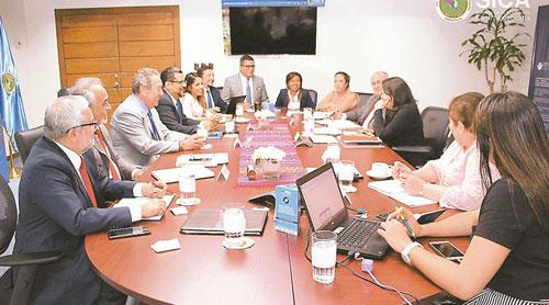 Impulsan agenda de trabajo socioeconómica del Istmo