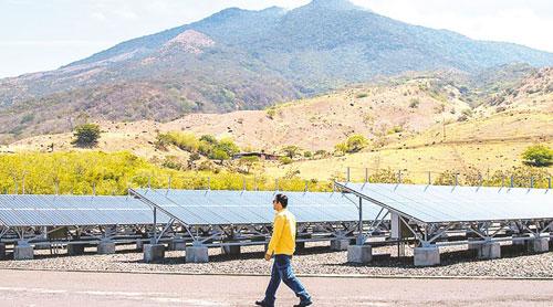 Inauguran parque eólico de US $51.8 millones en Costa Rica
