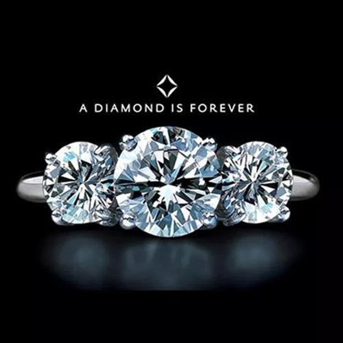 Mejor Campaña: Un diamante es para siempre