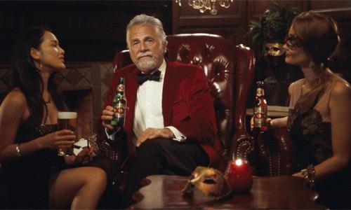 Mejor campaña cerveza lujo: Dos Equis