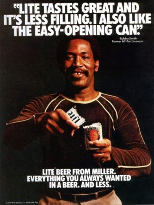 Mejor Campaña: Miller Lite
