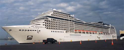 Turismo en cruceros espera Q83.8 millones