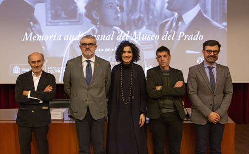Archivos audiovisuales recorren 100 años de historia del Museo del Prado