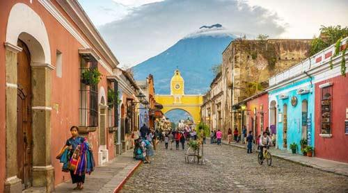 Esperan 450 mil visitantes en Antigua Guatem
