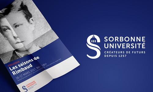 Slogan Univeridad Sorbona Paris