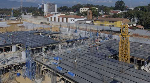 Construyen Pradera Vistares en Guatemala