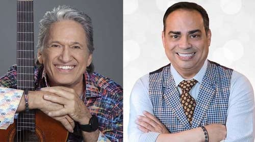 José Nogueras y Gilberto Santa Rosa lanzarán nueva canción el viernes