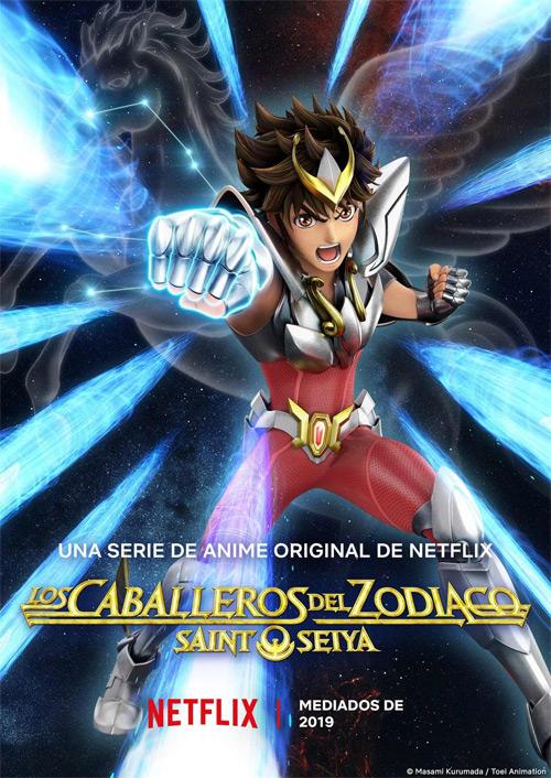 Los Caballeros del Zodiaco: Saint Seiya - Temporada 1