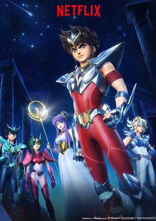 Los Caballeros del Zodiaco: Saint Seiya - Temporada 2