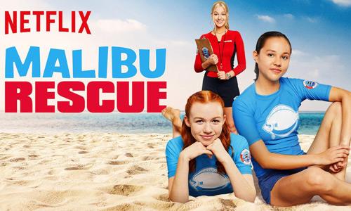 Los Vigilantes de Malibu temporada 2 por Netflix