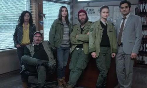 Elenco Zona Blanca serie francesa Netflix
