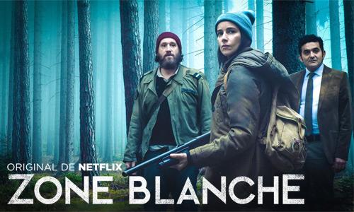 Zona Blanca temporada 2 por Netflix