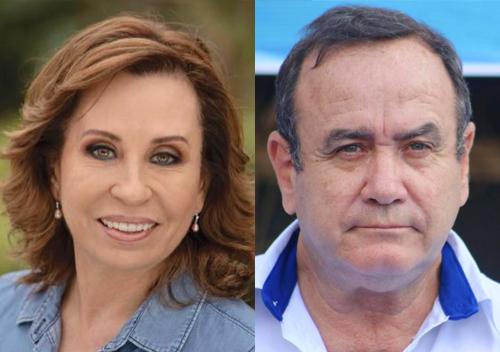 Última encuesta revela que Torres y Giammattei podrían ir a segunda vuelta