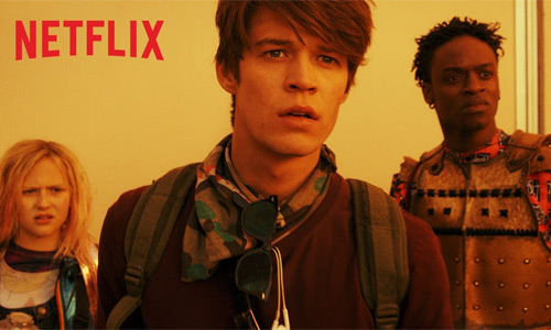 Daybreak temporada 2 por Netflix