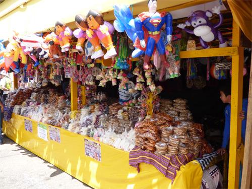 Ventas en Feria de Jocotenango