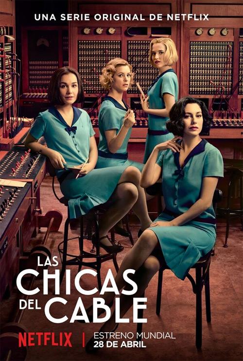 Las Chicas del Cable - Temporada 1