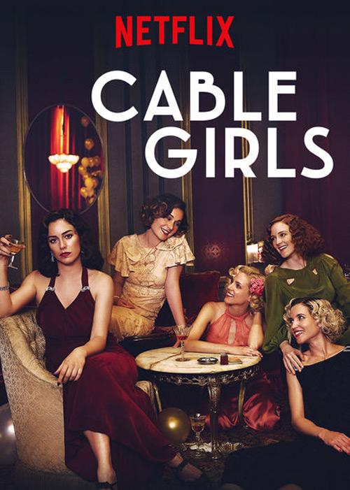 Las Chicas del Cable - Temporada 3