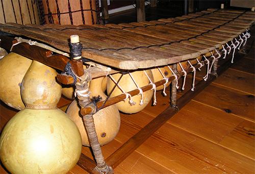 Marimba sencilla