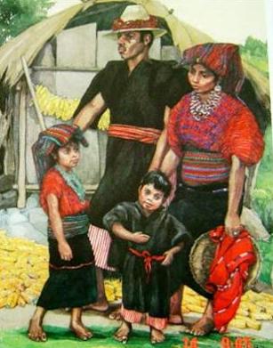Traje típico de Panajachel, Sololá