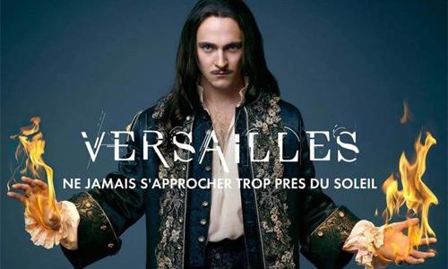 Versailles temporada 4 por Netflix