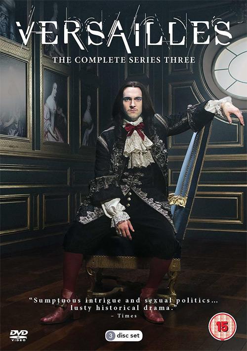 Versailles - Temporada 3