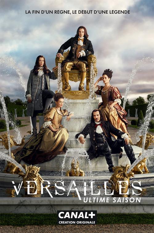 Versailles - Temporada 4