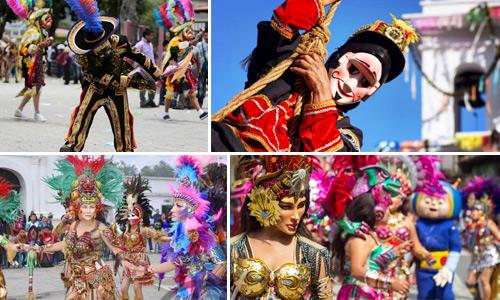 Danzas folklóricas del Quiché