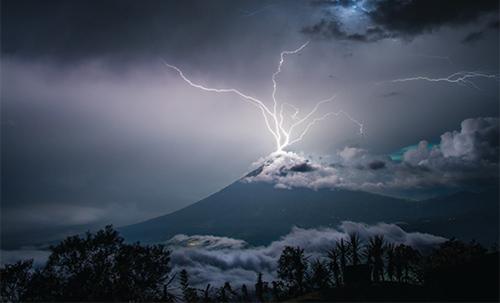 Guatemala resalta una vez más en Nat Geo con impresionante foto