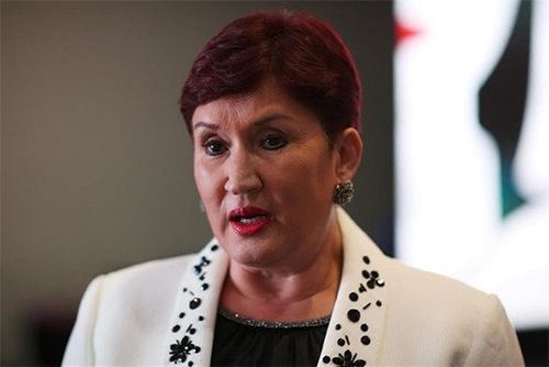 Thelma Aldana pide al Estado que no persiga a las personas inocentes