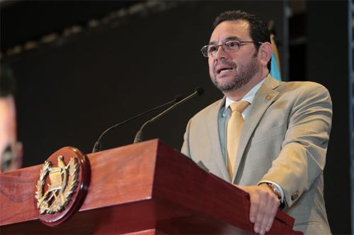 Jimmy se pronuncia ante urgencia nacional de Giammattei para eliminar la SAAS